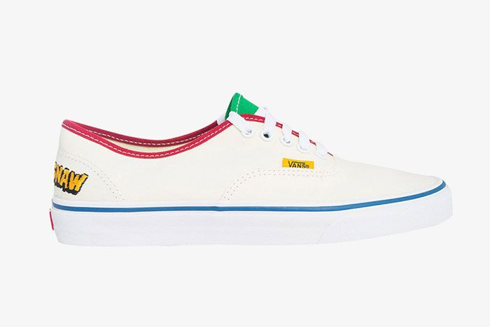 Golf Wang X Vans Authentic Flog Gnaw 3