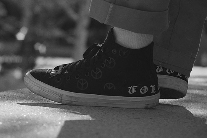Babylon X Converse Collectionfeature