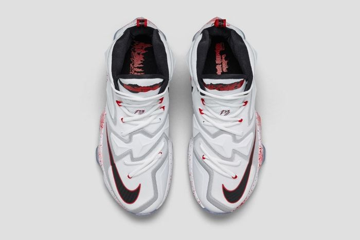Nike Lbj13 Horror Flick Shoe Bump 3