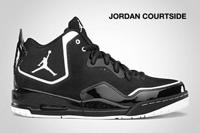 Jordan Courtside Blk 1