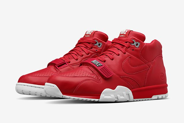 Fragment X Nike Air Trainer 1 Final Slam Collection5