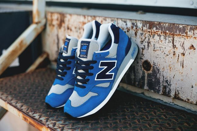 New Balance 1300 Blue Suede American Rebels Pack 5