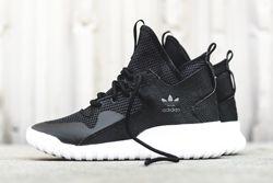 Adidas Tubular X Carbon Black Thumb1