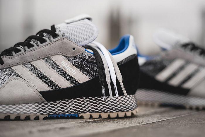 Adidas Consortium X Hanon Sneaker Freaker 3