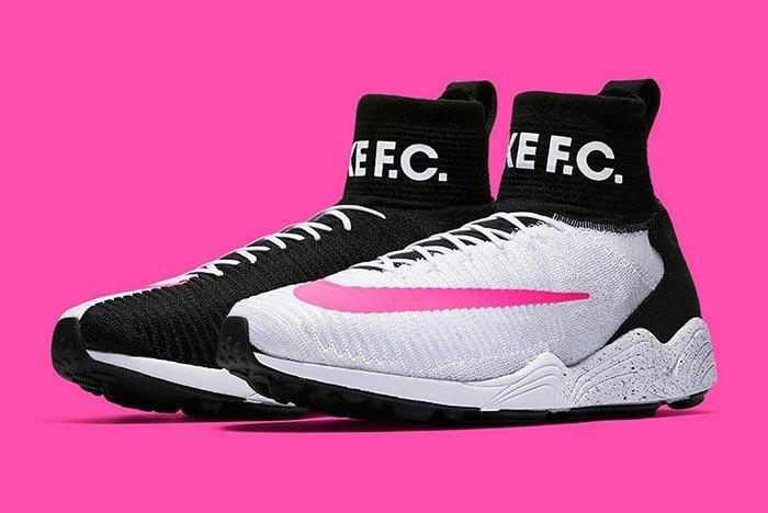 Nike Zoom Mercurial Flyknit Ix Nikefc 4