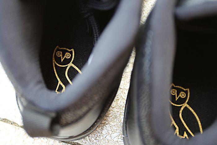 Drake X Air Jordan 10 Ovo Black Stingray6
