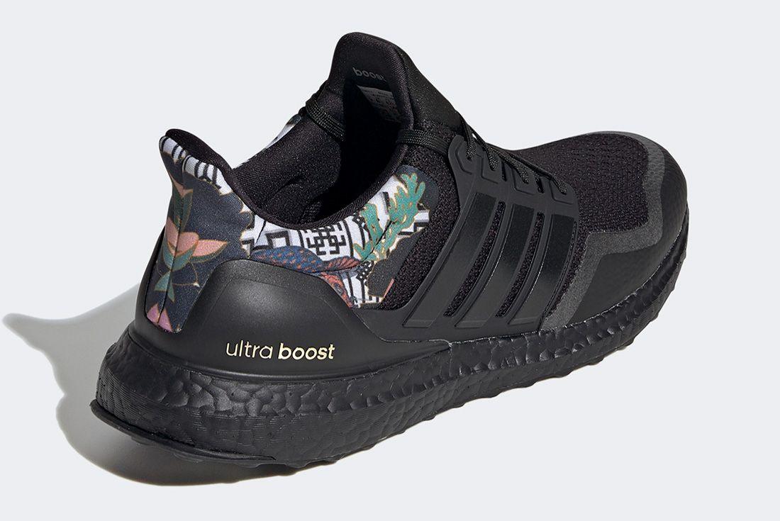 Adidas Ultraboost Cny Black Back