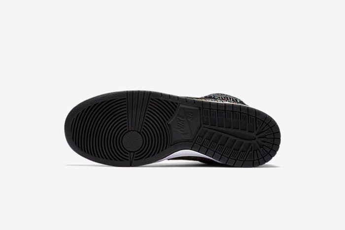 Nikesb Dunk 2016 Psychadelic 3