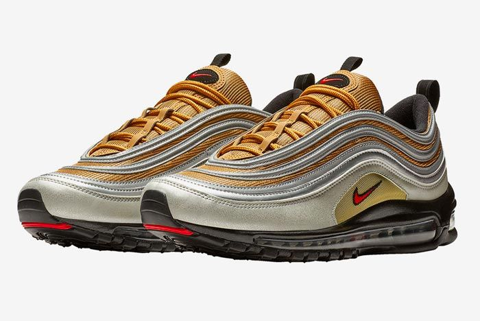 Air Max 97 Metallic Pack Release Date