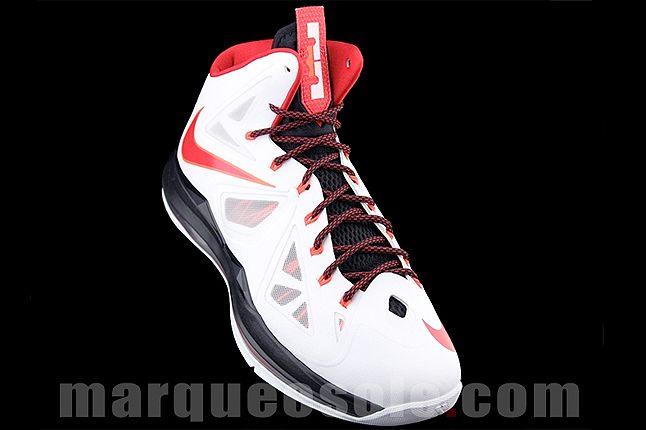Nike Lebron X Home Quarter 3 1
