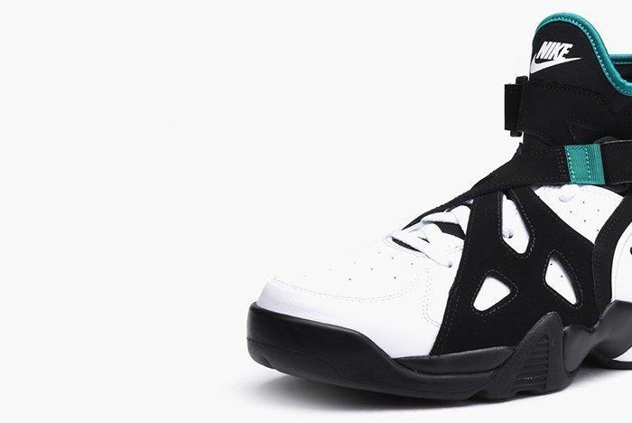 Nike Air Unlimited Og White Black Emerald17