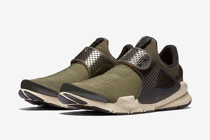 Nike Sock Dart Se Cargo Khaki 1