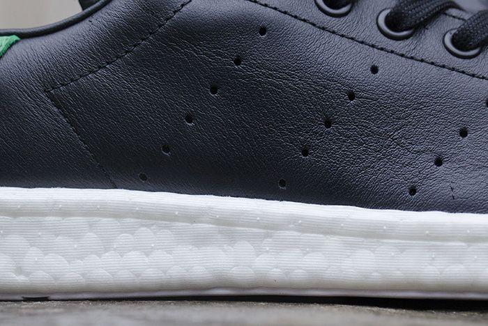 Adidas Originals Stan Smith Boost Black 3