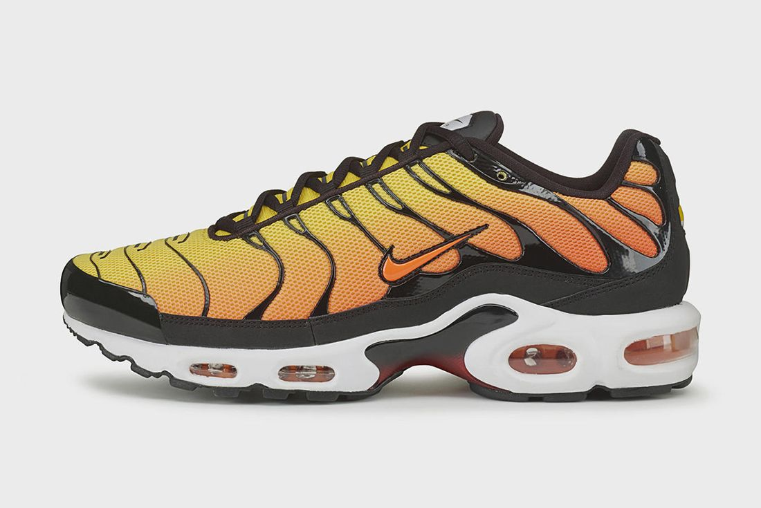 The Untold Story of Nike's Air Max Plus - Sneaker Freaker