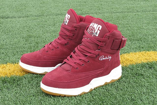 Ewing Athletics 33 Hi Burgundy 11