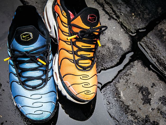empeñar también oro  Air Max Plus Retrospective: The Evolution of Tuned Air - Sneaker Freaker