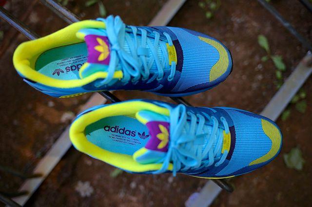 Adidas Originals Zx Flux Aqua 14