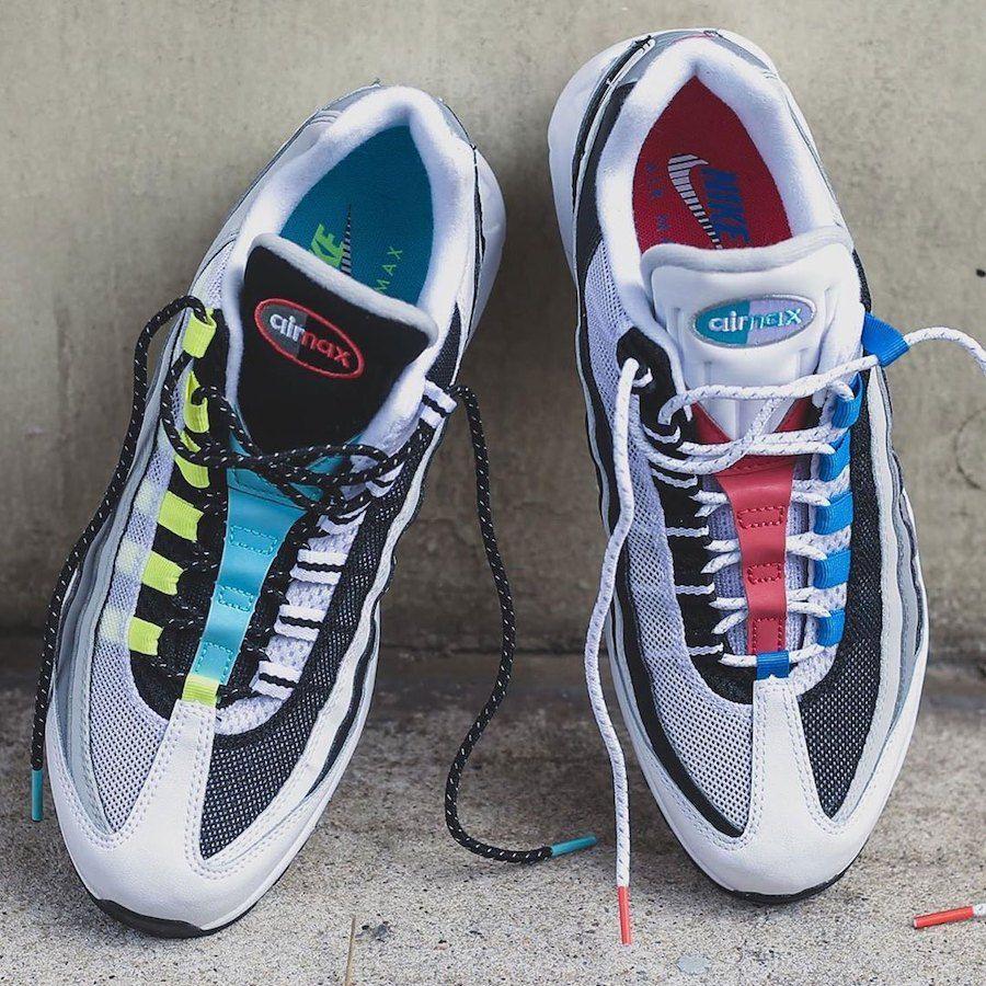 Release Date: Nike Air Max 95 'Greedy 2.0' - Sneaker Freaker