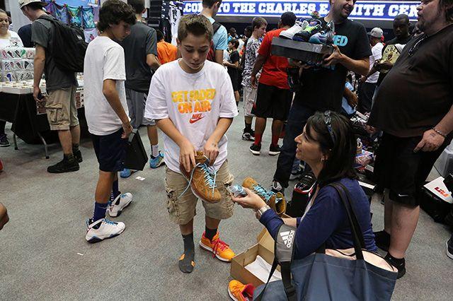 Sneaker Con Washington Dc 2013 14