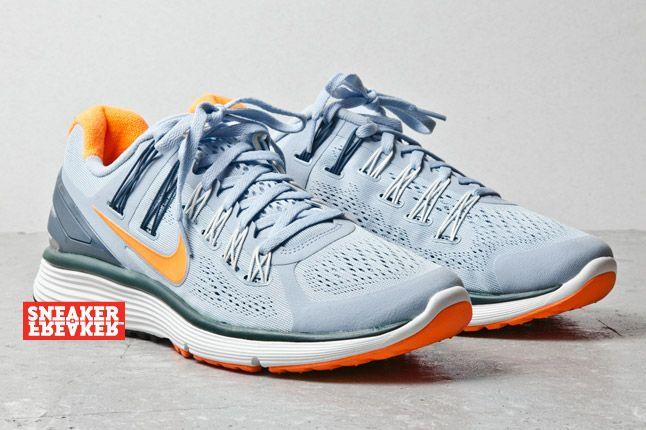 Nike Lunarclipseplus 3 Light Armory Total Orange 3 1