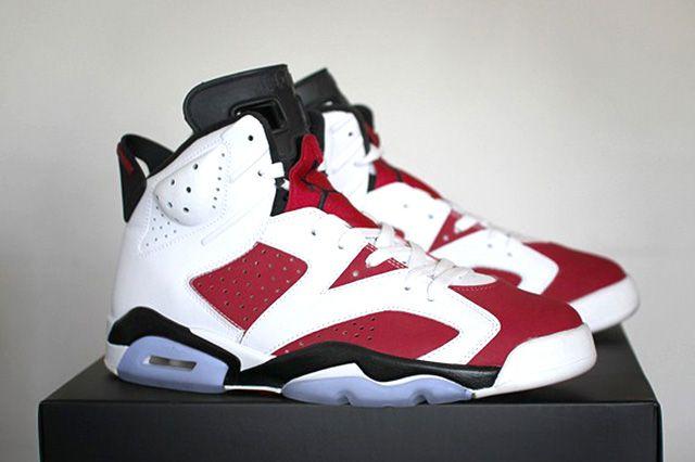 Air Jordan 6 Carmine 2014 Retro 5