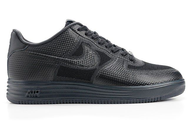 Nike Lunar Force 1 Black 1