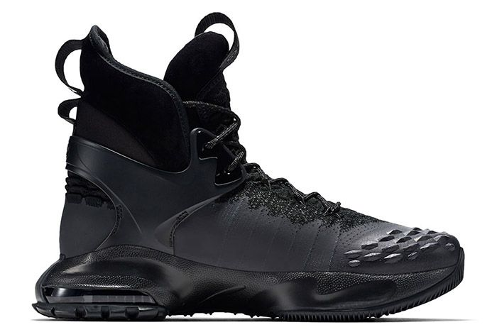 Nike Acg Zoom Tallac Flyknit Black 4