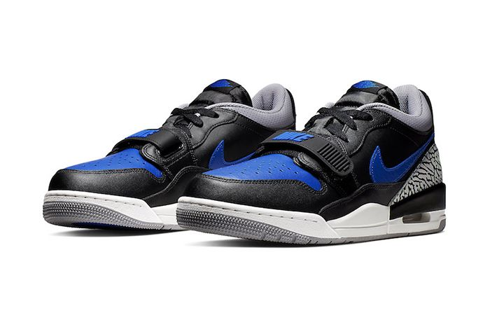 Jordan Legacy 312 Low Royal Cd7069 041 Release Date Pair