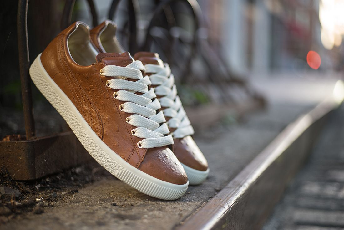 Sole Dxb X Puma Clyde Swag5