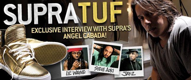Supratuf Angel Cabada Interview 1