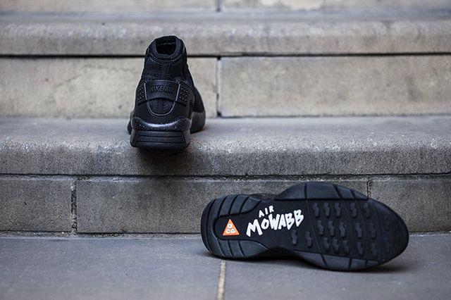 Nike Air Mowabb Og Black 2