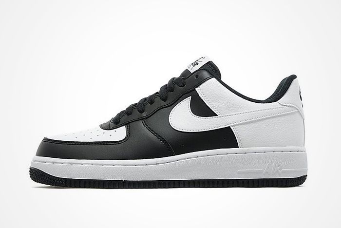 Air Force 1 Black White 1Feature