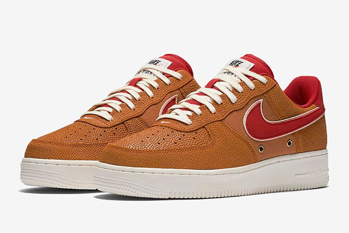 Nike Air Force 1 Pebble Grain Basketball 6