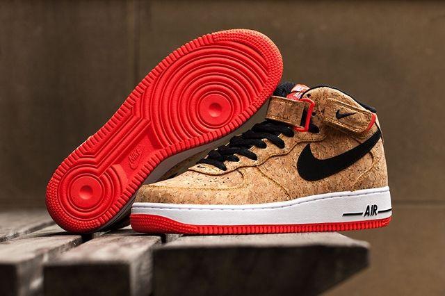 Nike Air Force 1 Infra Cork 1