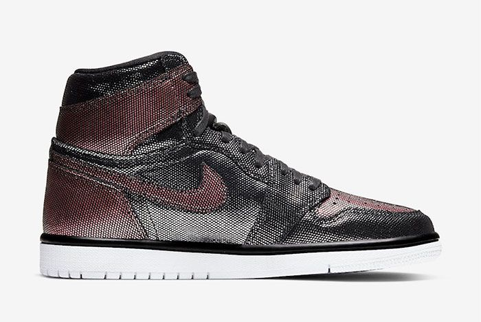 Air Jordan 1 Rose Gold Fearless Right
