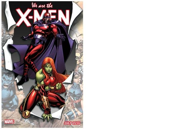 New X Men 3 1