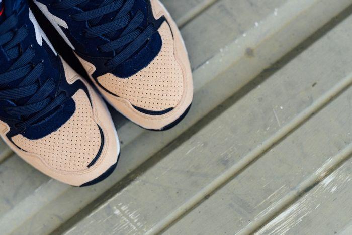 Diadora V7000 Blue Corsairs Sneaker Politics 1
