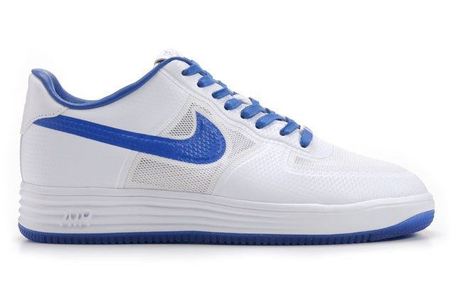 Nike Lunar Force 1 Blue White 2