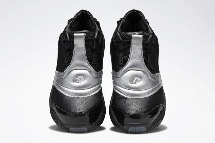 Reebok Answer V Black Matte Silver Dv6960 Release Date Top Down