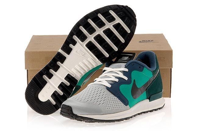 Nike Air Berwuda Atomic Teal Box Sole 1