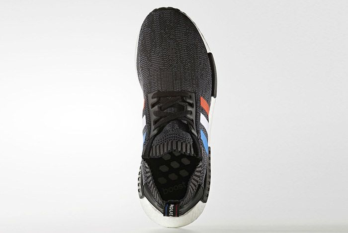 Adidas Nmd Pk Blue Red White Stripes Black 7