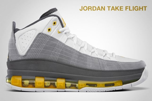 Jordan Take Flight Maize 1