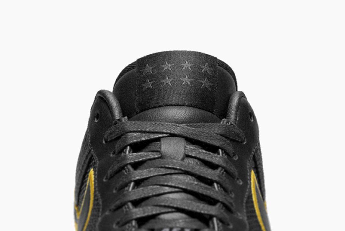 Nike Air Force 1 Kobe Black Mamba 1