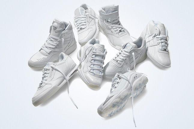Reebok Classics White Collection 1