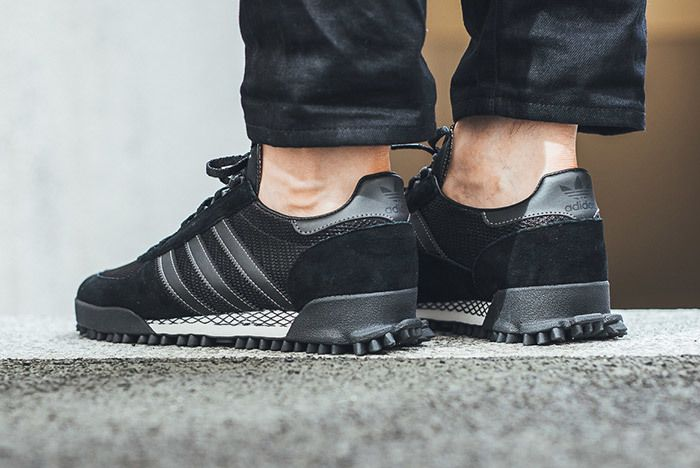 Adidas Marathon Tr Black 2