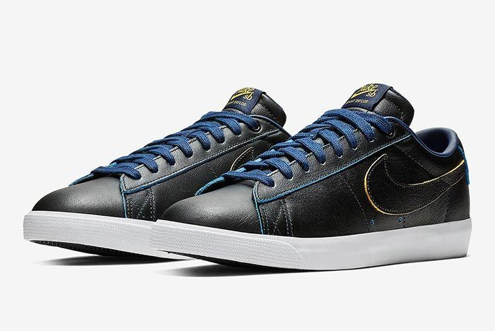 Nike Sb Bruin Nba Warriors 3