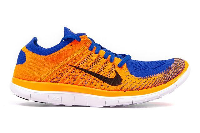 Nike Free Flyknit Orangina 1