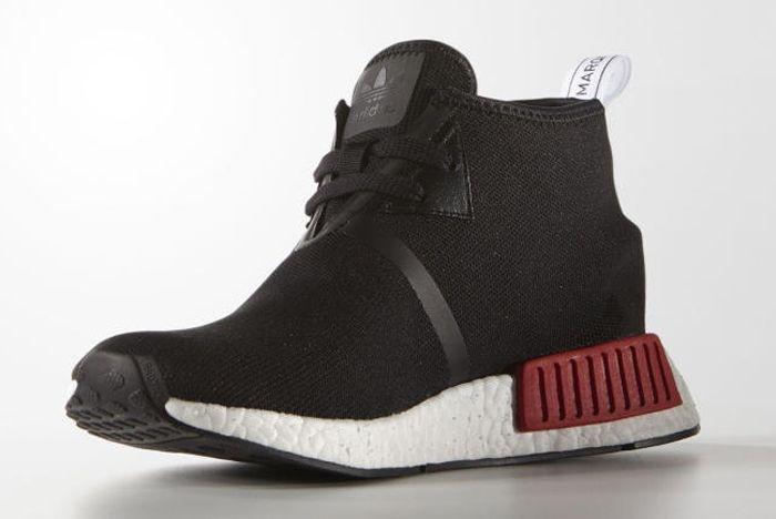 Adidas Nmd Chukka C1 Black 1
