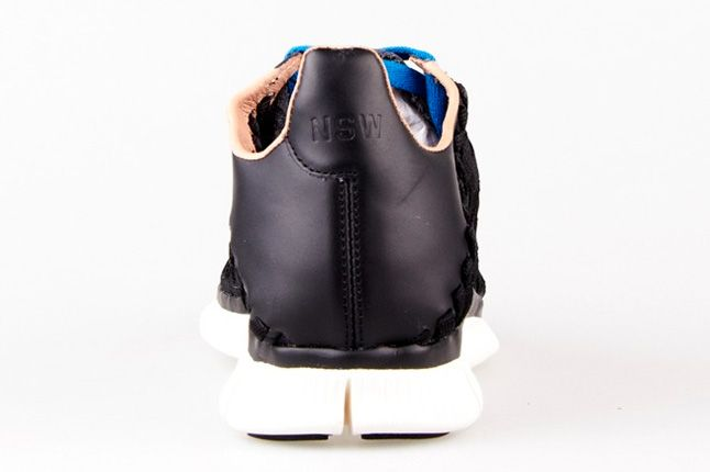 Nike Inevva Woven Sp White Label Pack Black Heel 1