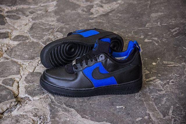 Nike Af1 Cmft Huarache Lyon Blue 2